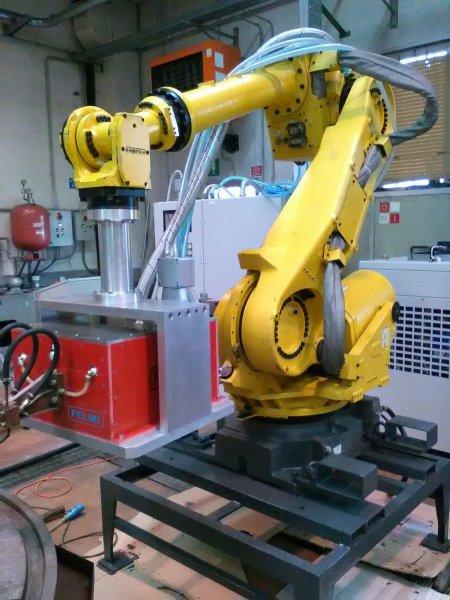 Testa robotizzata